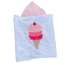 Load image into Gallery viewer, Ice Cream Boogie Baby Towel