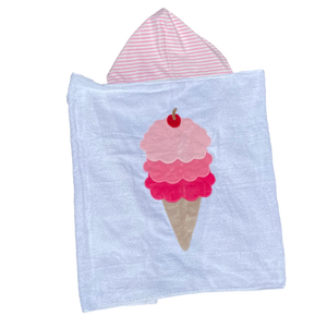 Ice Cream Boogie Baby Towel