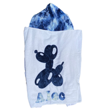 Load image into Gallery viewer, Balloon Dog Boogie Baby Towel