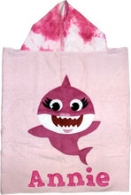 Load image into Gallery viewer, Baby Shark Boogie Baby Towel