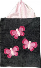 Load image into Gallery viewer, Three Little Butterflies Boogie Baby Towel