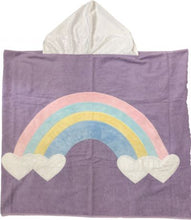 Load image into Gallery viewer, Rainbow Boogie Baby Towel