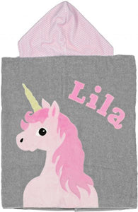 Magical Unicorn Boogie Baby Towel