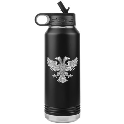 Eagle Heraldry 32oz Water Bottle Tumbler