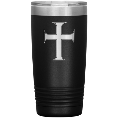 Cross of Saint John 20 Ounce Vacuum Tumbler