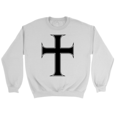Cross of Saint John Crewneck Sweatshirt