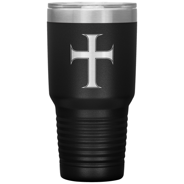Cross of Saint John 30 Ounce Vacuum Tumbler