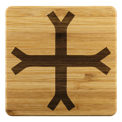 Crusader Cross Coasters