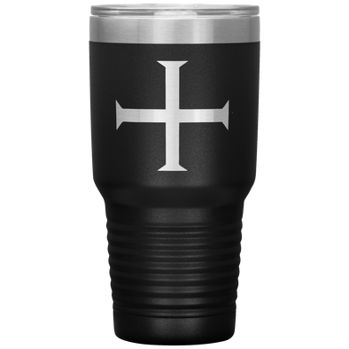 Order of Christ Cross 30 Ounce Vacuum Tumbler