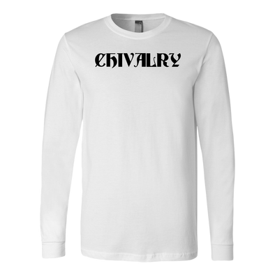 Chivalry Canvas Long Sleeve Shirt