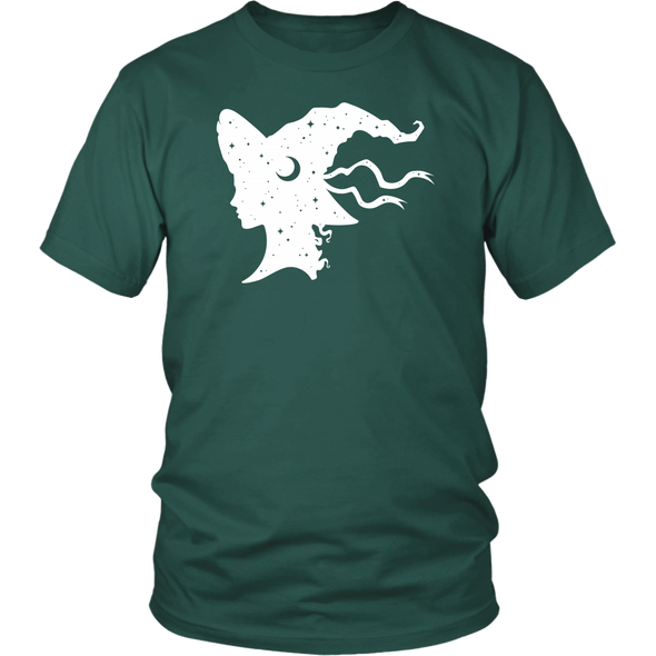 White Witch Hat District Unisex Shirt