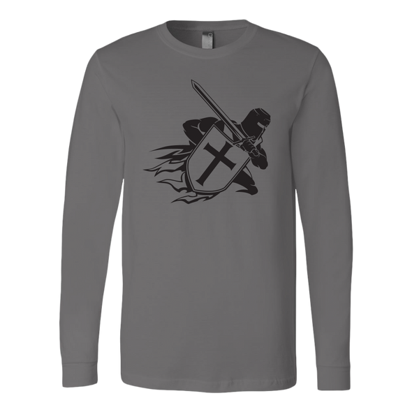 Crusader Canvas Long Sleeve Shirt