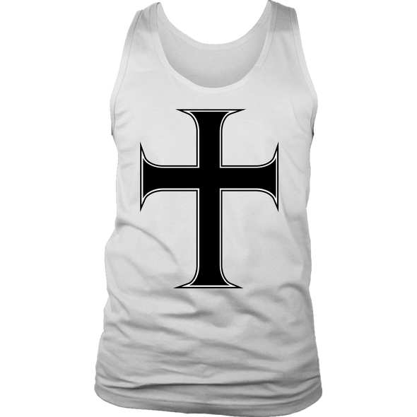 Cross of Saint John District Mens Tank