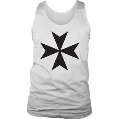 Maltese Cross District Mens Tank