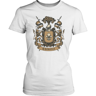 Chivalry Knight District Womens Shirt