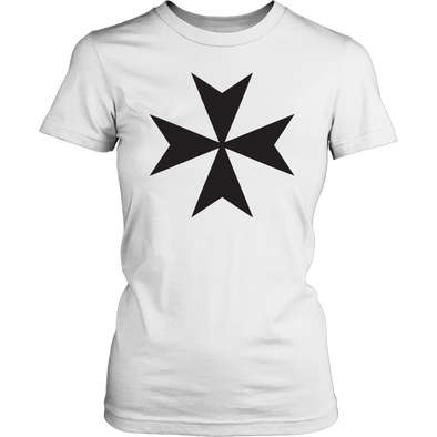 Maltese Cross District Womens Shirt