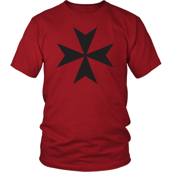 Maltese Cross District Unisex Shirt