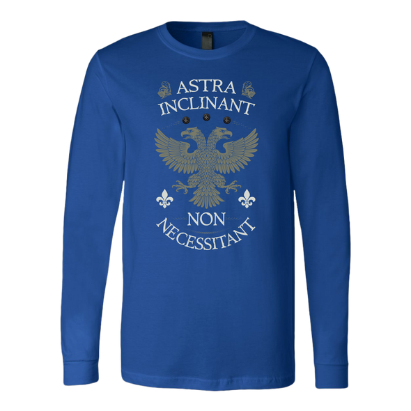 Astra Inclinant Non Necessitant Long Sleeve Shirt