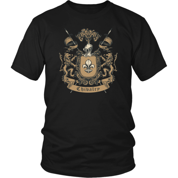 Chivalry Knight District Unisex Shirt