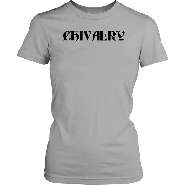 Chivalry District Womens Shirt