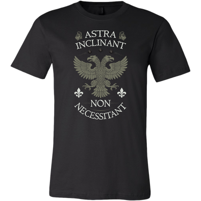 Astra Inclinant Non Necessitant Mens Shirt
