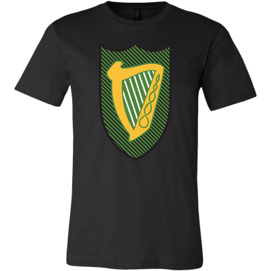 Irish Coat of Arms of Leinster Mens Shirt