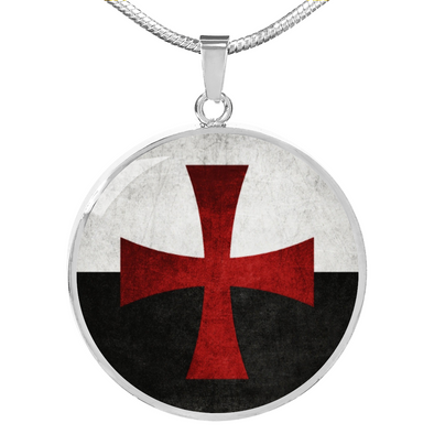 Knights Templar Circle Necklace
