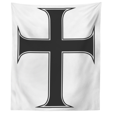Cross of Saint John Wall Tapestry