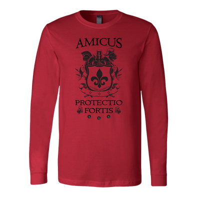 Amicus Protectio Fortis Long Sleeve Shirt