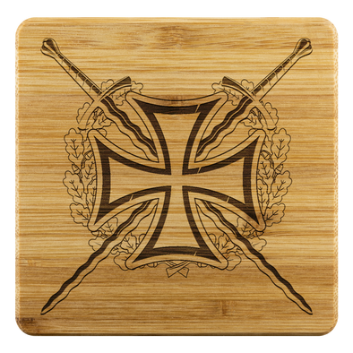 Templar Cross Coasters