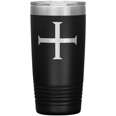 Order of Christ Cross 20 Ounce Vacuum Tumbler