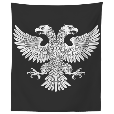 Eagle Heraldry Wall Tapestry