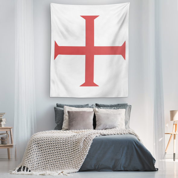 Order of Christ Wall Tapestry