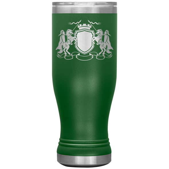 Knight Spear battle Boho 20oz Tumbler
