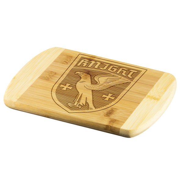 Knight Wood Cutting Board