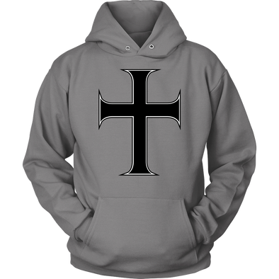Cross of Saint John Unisex Hoodie