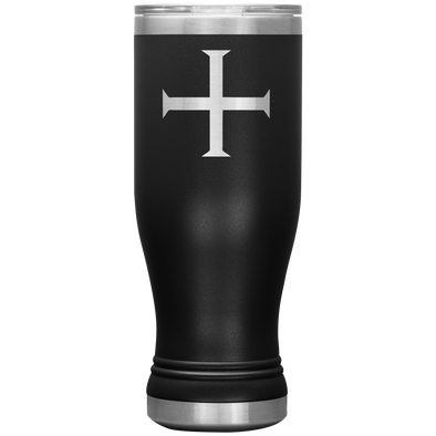Order of Christ Cross Boho 20oz Tumbler