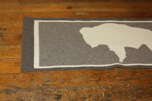 Roamin' Bison Table Runner