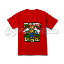 Load image into Gallery viewer, Strawberry Diesel T-Shirt