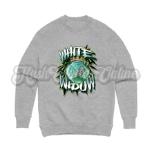 Load image into Gallery viewer, White Widow Crewneck