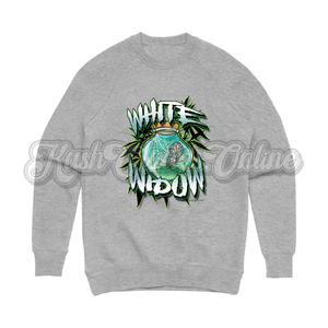 White Widow Crewneck