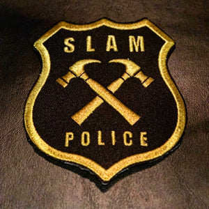 Slam Police Patch