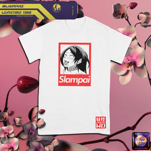 Slampai Artwork Tee + Yōkai CD (SOLD OUT)