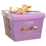 Ribbon-Tied Luxury Chocolate Selection 18 pieces - Keats Chocolatier