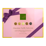 Milk, Dark and White Chocolate Truffle Selection, 24 pieces - Keats Chocolatier