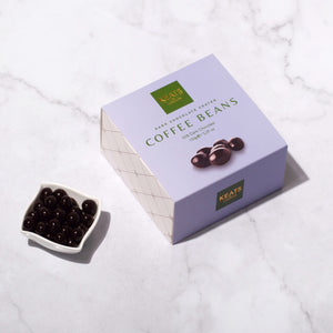 Keats Dark Chocolate Coated Coffee Beans - Keats Chocolatier