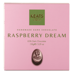 Keats Dark Chocolate Raspberry Dreams - Keats Chocolatier