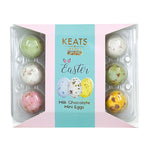Speckled Mini Eggs, Mini Gift box - Keats Chocolatier