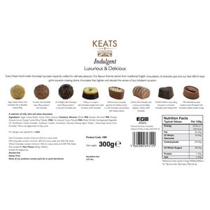 Luxury Assorted Chocolate Selection 24 pcs - Keats Chocolatier