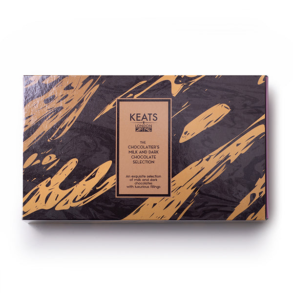 Load image into Gallery viewer, The Chocolatier's Chocolate Selection, 8 pieces 90g - Keats Chocolatier London